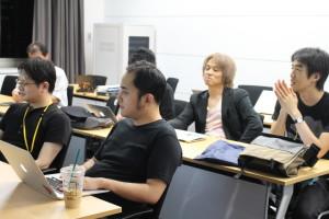 2013/6/26、初のエキスパートミーティングに参加したエキスパートたち。実にそうそうたる顔ぶれ。