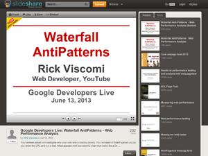 Webパフォーマンス解析におけるウォーターフォールチャートのアンチパターン