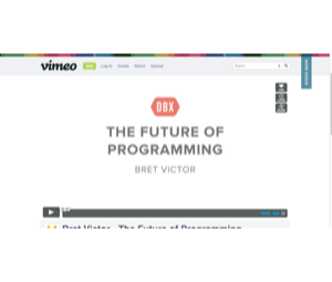 Bret-Victor-The-Future-of-Programming-on-Vimeo