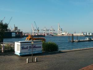 ハンブルグの風景