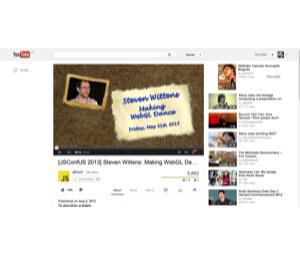 StevenWittensMakingWebGLDance