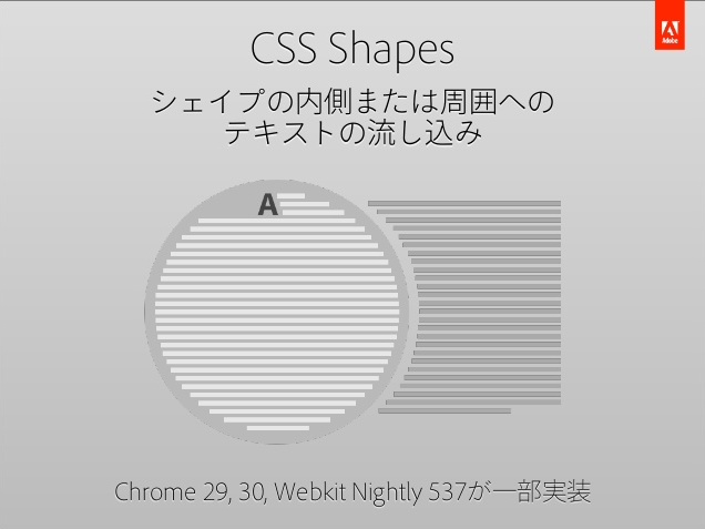 CSS Regions3