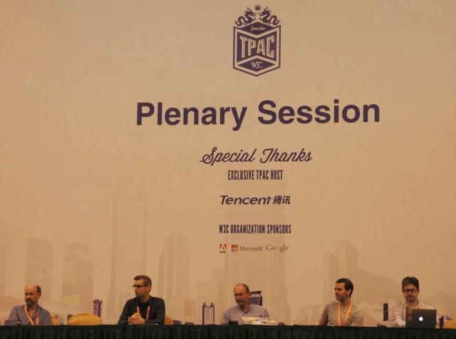 W3Cの総会「TPAC 2013」レポート...