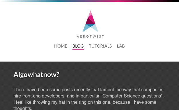 algowhatnow
