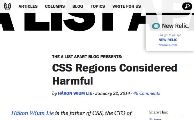 css-regions-considerd-harmful