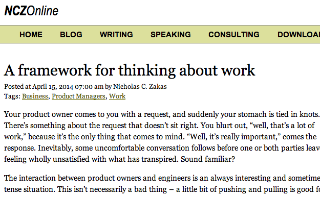 a-framework-for-thinking-about-work
