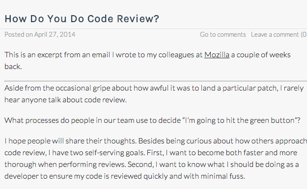 code-review-how-do-you-do-it