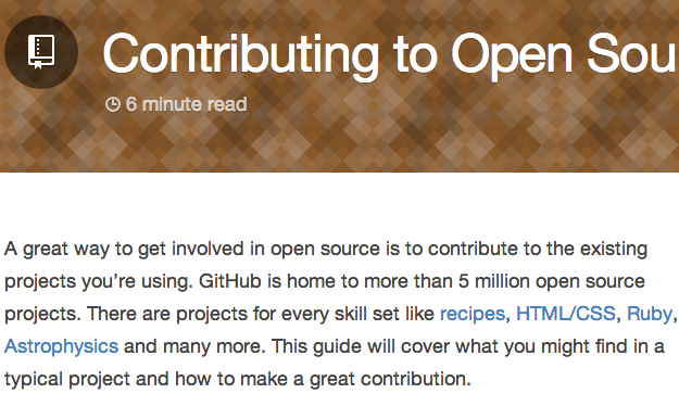 contributing-to-open-source