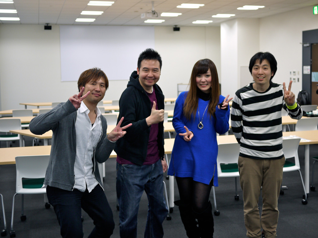 MarkupCafe Fukuoka Vo.1スタッフ