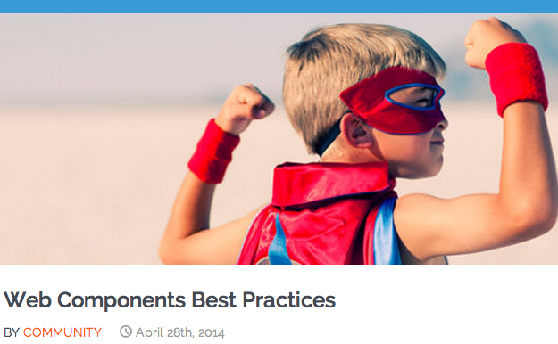 web-component-best-practices