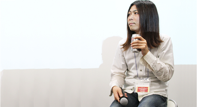html5j Web先端技術味見部部長 AngularJS Japan User Group 管理人 金井 健一さん