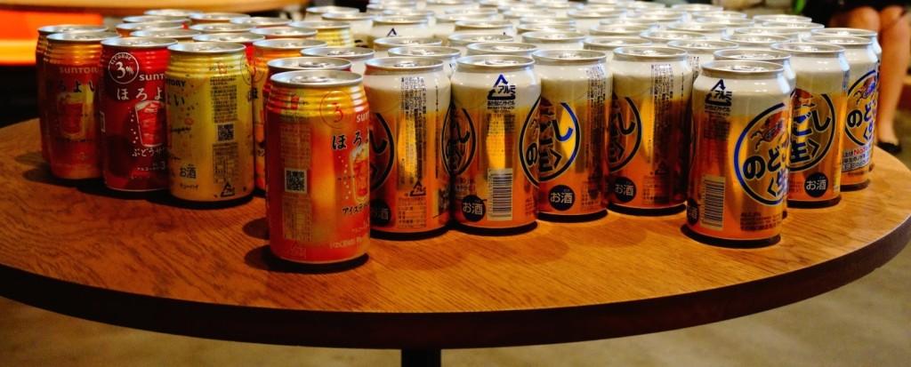 会場 - ビール