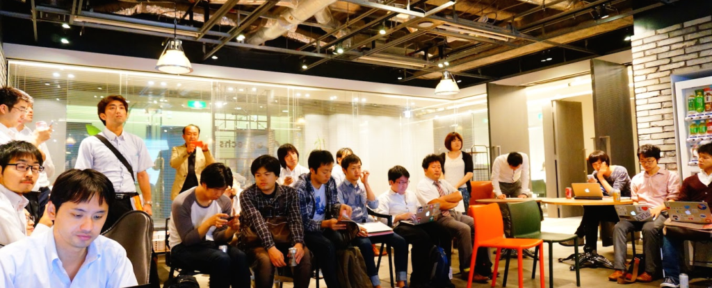「AngularJSリファレンス」出版記念会