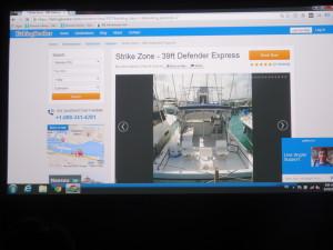 釣り人向けツアー検索サービスのFishBooker