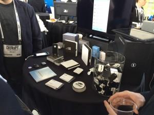 セキュリティセンサーのScout社のデバイス