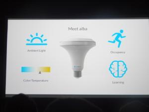 自動調整できるStack社のライトalba