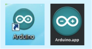 Arduino IDE アイコン