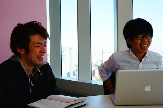 田島さん&君塚さん