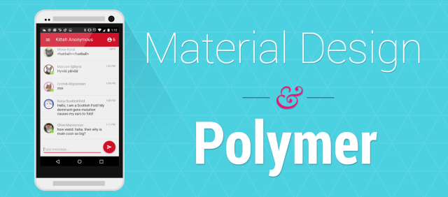 Material Design and Polymer