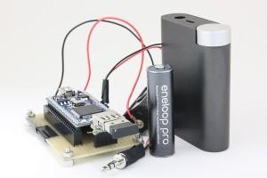 SmartTrigger2番目のプロトタイプ